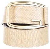 Gucci Karung Waist Belt