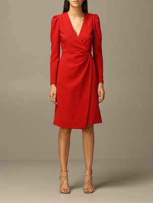 RED Valentino Dress Dress In Double Crêpe