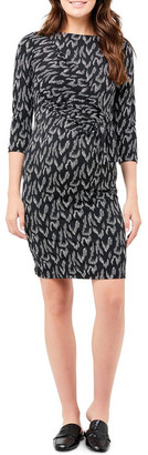 Ripe Spencer Side Tie Dress