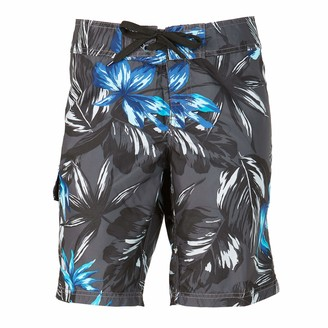 Kanu Surf Women's Marina UPF 50+ Active Swim Board Shorts (Reg & Plus Sizes)