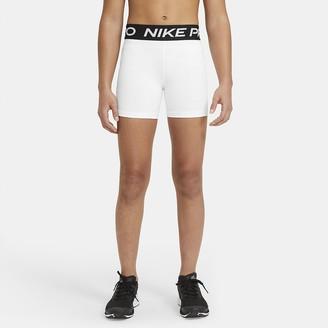 Nike Big Kids' (Girls') Shorts Pro