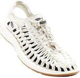 Keen Women's UNEEK Sandal White/Black Size 9 M