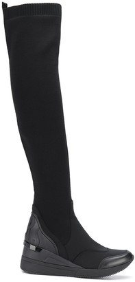 MICHAEL Michael Kors Thigh High Sock Boots