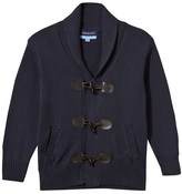 Andy & Evan Navy Knit Toggle Cardigan
