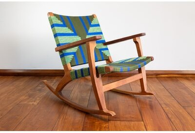 Thumbnail for your product : Masaya & Co Emerald Rocking Chair