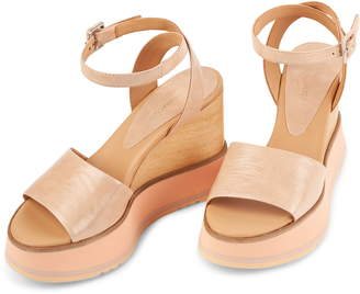 Paloma Barceló Gisele Platform Wedge Sandal