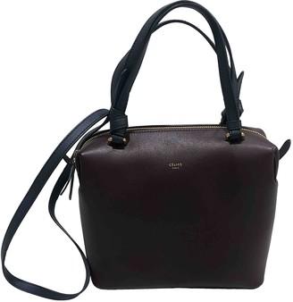 Celine Brown Leather Handbags