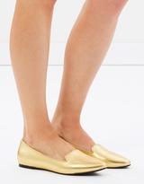Natalya Leather Flats