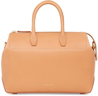 Mansur Gavriel Cammello Mini Travel Crossbody Bag - Rosa