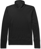 Bottega Veneta - Silk And Cotton-blend Rollneck Sweater