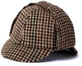 Barbour Tweed Gun Club Check Bede Cap
