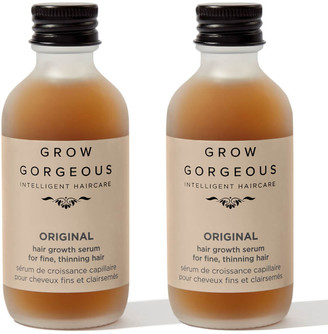 Hair Growth Serum Original Duo 2 x 60ml (Worth 60.00)