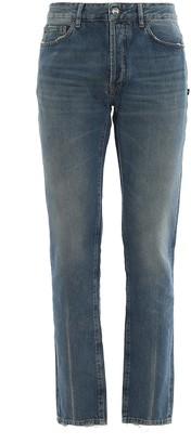 Marcelo Burlon County of Milan Slim Fit Denim Jeans