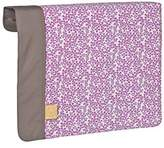 Lassig Casual Front Cover for Messenger Bag, Grey