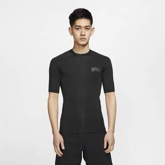 Nike Men's Short-Sleeve Surf Shirt Hurley Pro Light OG