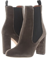 M Missoni Leather Ankle Boots Women's Zip Boots