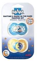 Sassy GIft Set2 Latex Orthodontic Night Pacifiers by