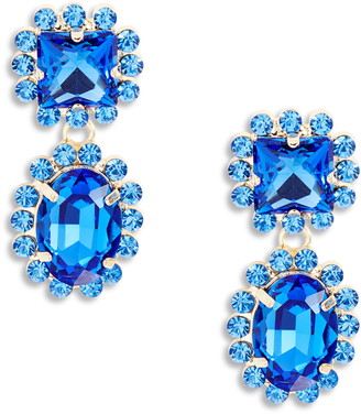 Stella + Ruby Glam Drop Earrings