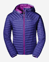 Eddie Bauer Girls' MicroTherm® Hooded Jacket