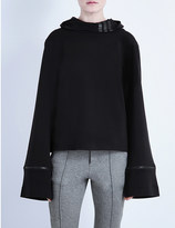 Y-3 Y3 Frost cotton-jersey hoody