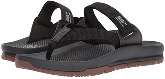 Freewaters Trifecta (Black) Men's Shoes