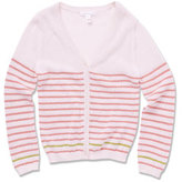 Marie Chantal Striped Cardigan