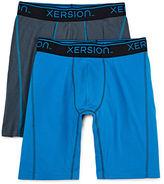 Xersion 2-pk. Power Long Leg Boxer Briefs