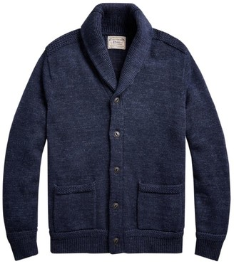 Polo Ralph Lauren Regular-Fit Shawl-Collar Cotton Cardigan