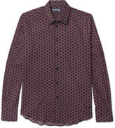 Vilebrequin - Printed Cotton-voile Shirt