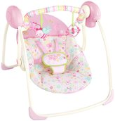 Bright Starts Portable Infant Swing - Flutter Dot