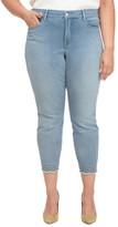 NYDJ Ira Stretch Ankle Jean (Plus Size)