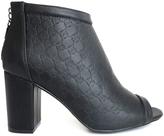 Christian Lacroix Black Cadenza Ankle Boot