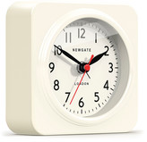 Newgate Clocks - The Biscuit Clock - Linen White