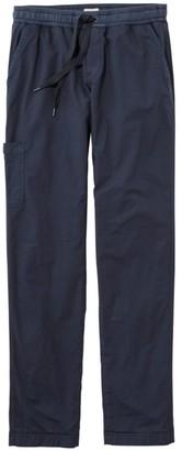 L.L. Bean L.L.Bean Women's Stretch Ripstop Pull-On Pants, Fleece-Lined