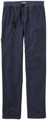 L.L. Bean Women's Stretch Ripstop Pull-On Pants, Fleece-Lined