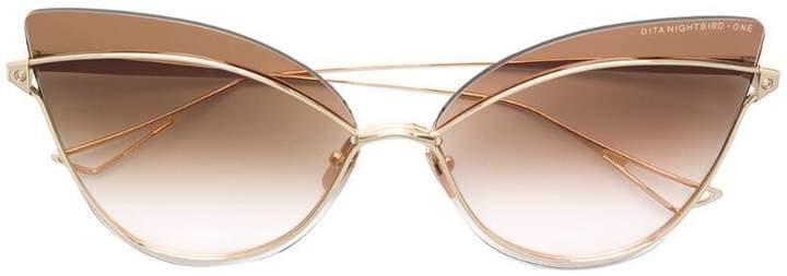 Dita Eyewear cat-eye tinted sunglasses