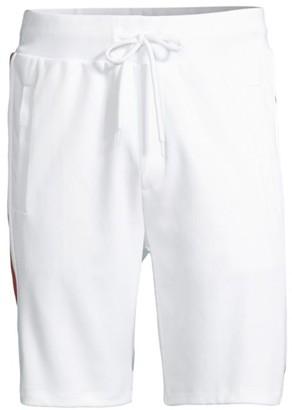 HUGO BOSS Side Stripe Sweat Shorts