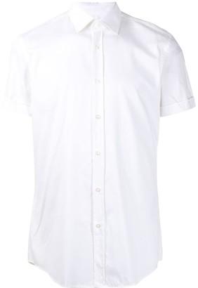 HUGO BOSS Formal Short-Sleeved Shirt