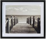 New View Pier Shadow Box Wall Decor