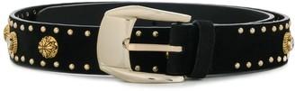 Sandro Paris Studded Belt