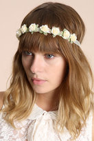 Flower Bud Headband