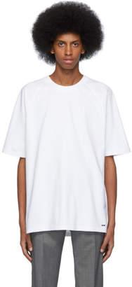 HUGO White Drest T-Shirt