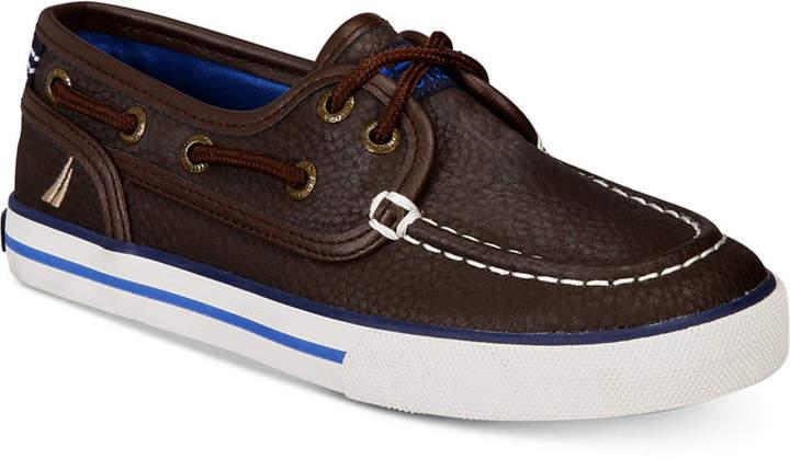 Nautica (ノーティカ) - Nautica Little & Big Boys Oxford Spinnaker Shoes