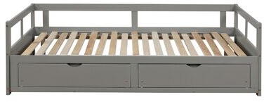 Thumbnail for your product : Winston Porter Abonza-Torres Twin Daybed with Trundle