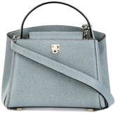 Valextra removable strap mini tote - women - Calf Leather - One Size