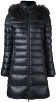 Duvetica long down jacket