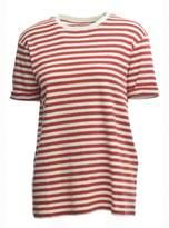 Folk Classic Striped Boyfriend Tee