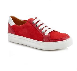 Cara Red Sneaker