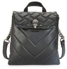 Kurt Geiger London Kensington Leather Backpack