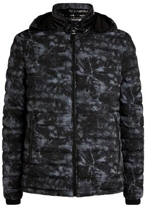Moose Knuckles Printed Quilted Jacket